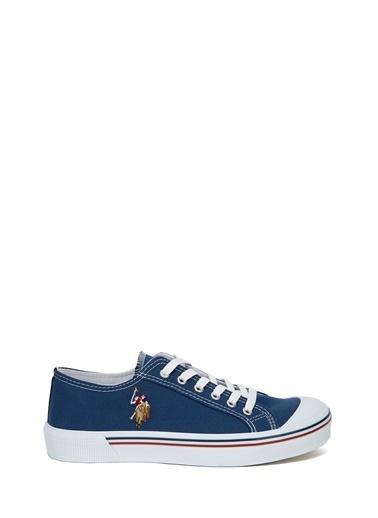 U.S. Polo Assn. Ayakkabı İndigo